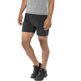 Craft Essential 2 in 1 Shorts Heren, black